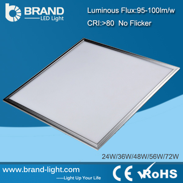 warm white new design best price hot sale high quality square LED Panel down light