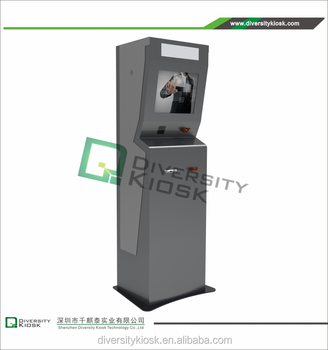 Touch screen check in kiosk counter greeting card stand buy touch screen check in kiosk counter greeting card stand m4hsunfo Image collections