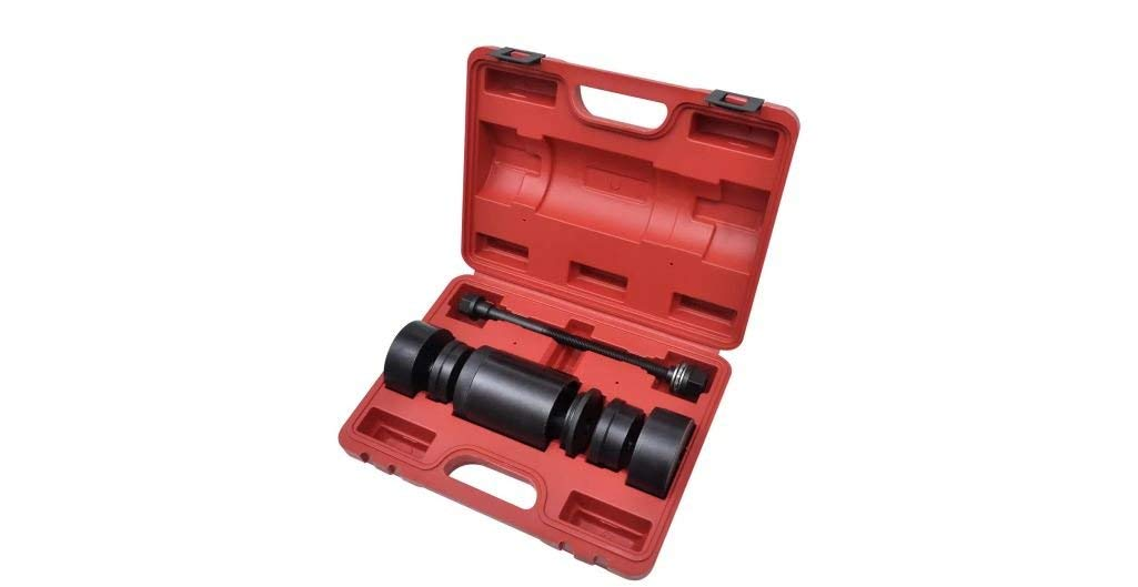 Remover Tool Set Benz W220 W211 W203 Subframe Bushing Installer New K&A Company