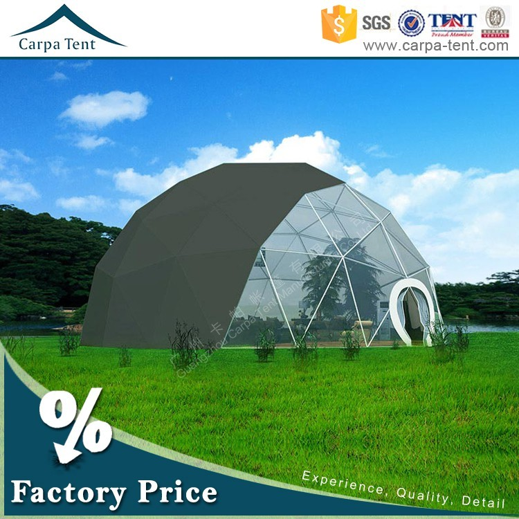 Moroccan Style Outdoor Event Dome Tents Use For Outdoor Business Activity