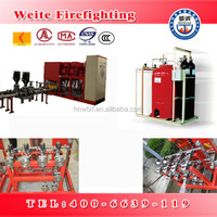 Water mist extinguish sytem fire fighting equipment