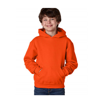 Wholesale Clothing China Supplier Youth Pullover Hoodies Custom Plain Kids Pocket Hoodies