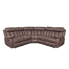 Furniture Leather Sectional Home Furniture Latest Couch European Modern Leather Sectional Sofa