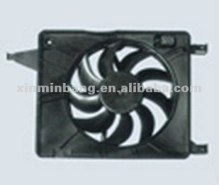 Auto Radiator Fan Cooling Y For Nissan Qashqai Oe No 21481