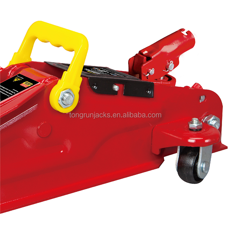 2 Ton Hydraulic Trolley Car Jack with GS CE Slow Descening Device T820050