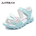 2016 new summer children s baby sandals Leather big virgin princess shoes Outstanding quality fashion girl
