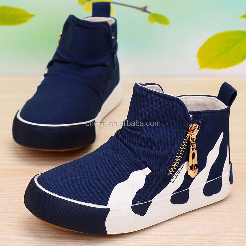 C22907B Wholesale Child Boy Child Girl Fashion Casual Shoes