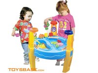 Summer toy /Sand and water table/plastic play set toy