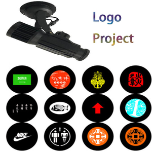 12W 20W 30W 50W advertising fashionable gobo led projector