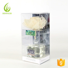 60ml glass bottle reed diffuser for car