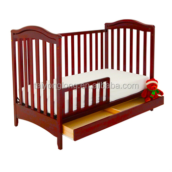Nueva Zelanda Pino Madera Maciza Bebé Nacido Bebé Cama/madera Cama ...