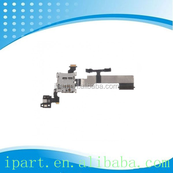 Factory Price Volume Flex Cable For HTC One M8, SD Card Flex Cable For HTC M8 Button Flex Cable