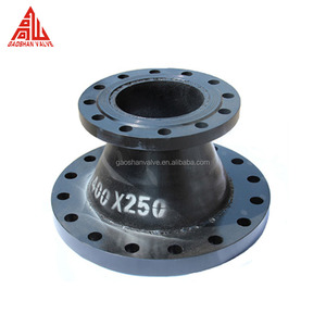 China Supplier Carbon Steel Double Flange Concentric Reducer