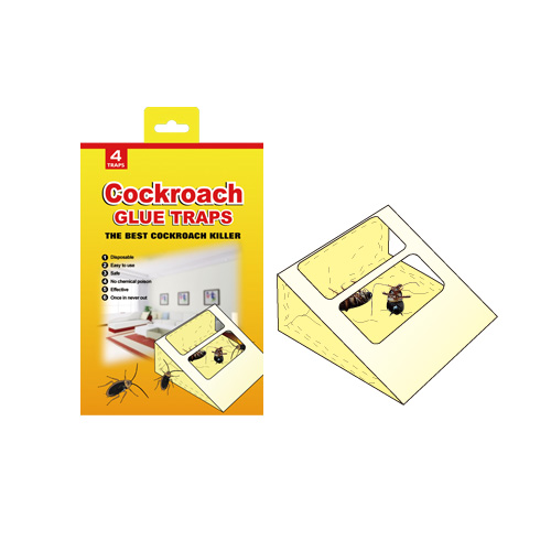 Competitive low price Made in China cockroach glue traps