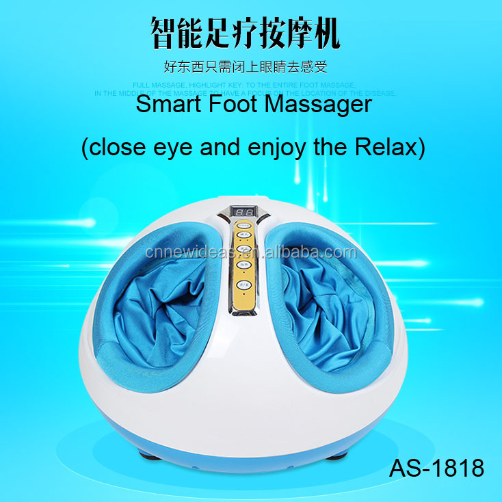 High Quality <strong>Health</strong> Protection roller air pressure heat Infrared foot spa massage/foot massager/ foot spa massage