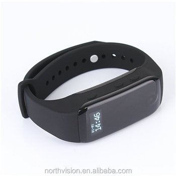 Fashion High Definition Video Recording Time Watch Wristband Camera Sport Men Audio Bracelet Hidden