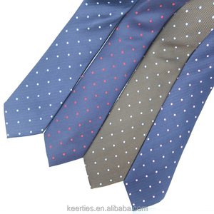 New design woven silk neckties cheap ties