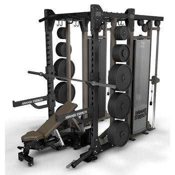 Hammer Strength Half Rack/dap - Buy Half Rack,Hammer Strength Rack,New  Power Rack Product on Alibaba com