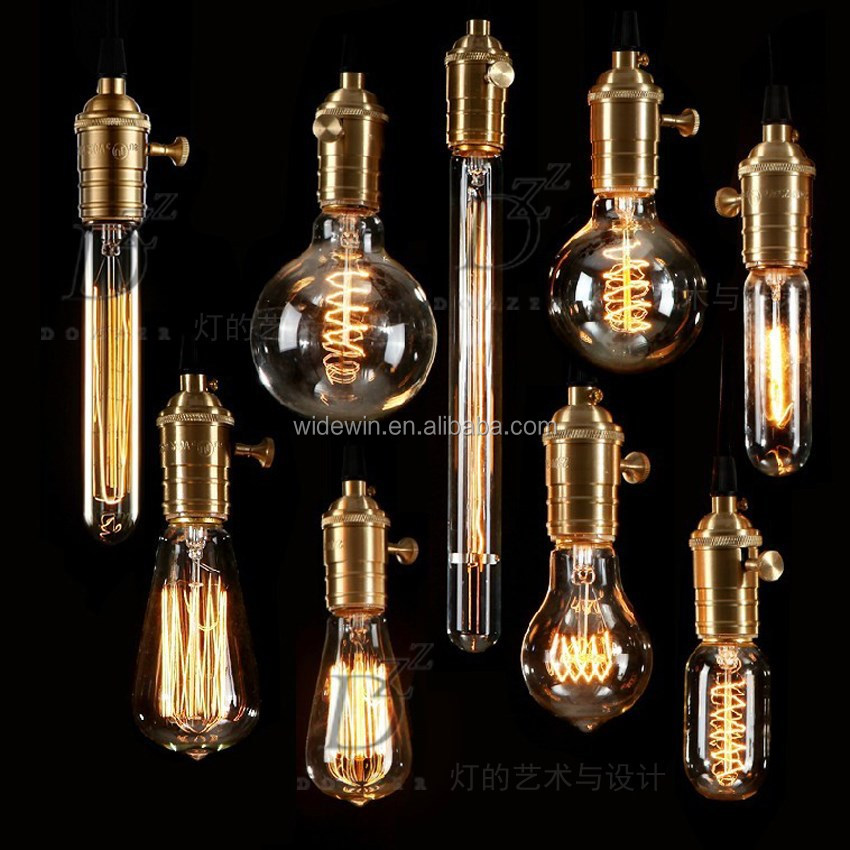 Edison Clear Bulb Filament Led Bulbs Decoration Filament Bulb