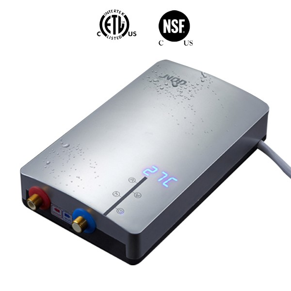 JNOD ETL 벽 마운트 간헐천 tankless 작은 인스턴트 전기 온수기