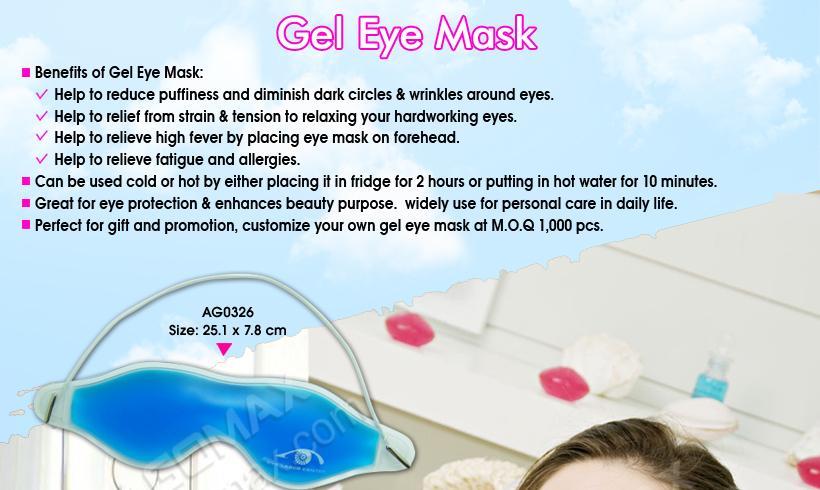 Gel Masker Mata - Buy Tidur Masker Mata 2e324cad7c