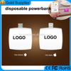 Newest Disposable Power Banks 600mAh Condom Design Emergency Battery Mobile Phone Charger