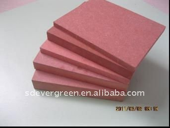 1220*2440 high quality fire proof mdf board