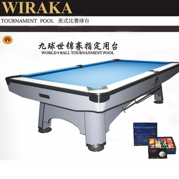 Wiraka Dynasty Exquisite Pool Table Buy Pool TablesDining Pool - Billiards table cost