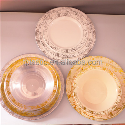 Disposable PS plastic plate with hot st& plastic fork knife spoon bowl cup plate & Buy Cheap China disposable plates/cups Products Find China ...