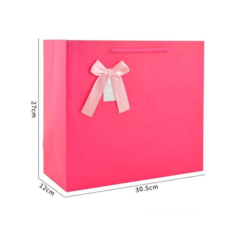 Custom Fancy Handmade Paper Gift Bag For All Occasions