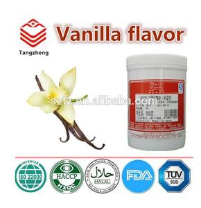 high concentrate flavor artificial vanilla flavor liquid for Ice-cream/jelly/juice /syrup /milk/beverages