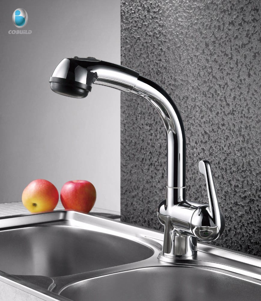 KK-16 hot sale single hand kitchen upc faucet parts with high quality