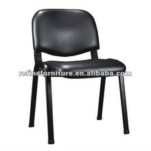 pvc leather stacking chair office RF-T005D