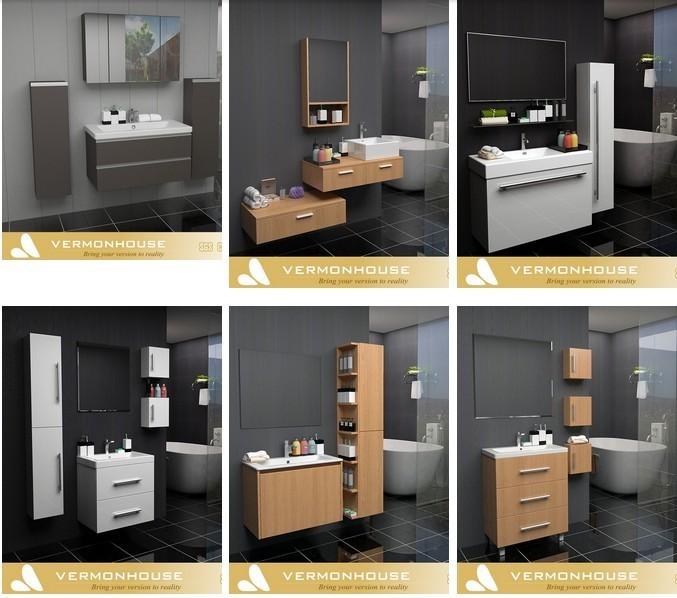 Modern bright yellow aluminium handle kitchen set cabinet for Kitchen set aluminium