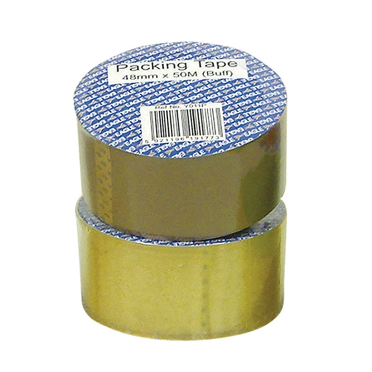 Electrovision Packing Tape, Buff