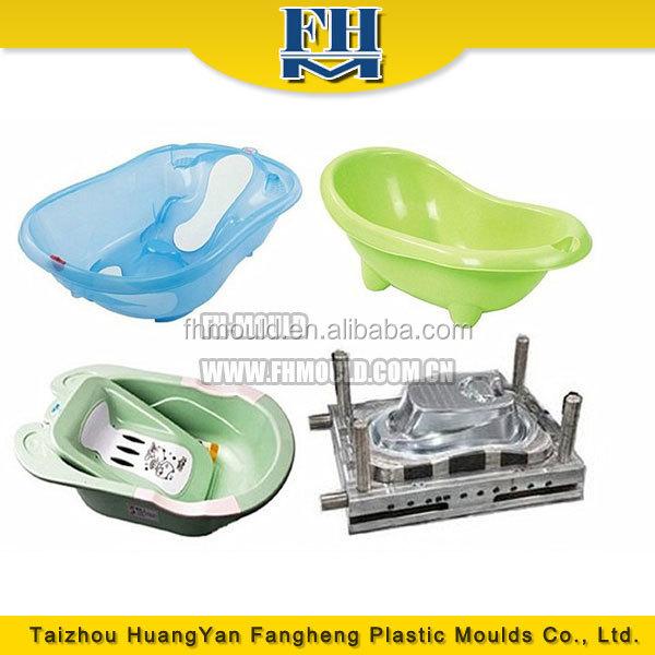 Plastic Bath Tub Injection Molding Service China Supplier Plastic Baby Bath  Tub Mould Maker