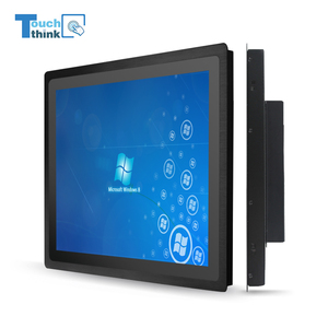 21.5 inch i3 i5 4gb ddr3 capacitive touch screen embedded rugged industrial panel pc with wifi