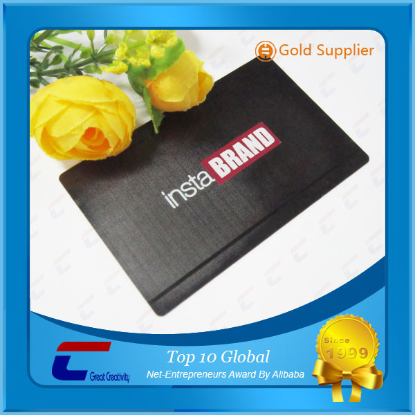 Buy cheap china business cards pink products find china business sublimation silk matt black metal loyalty card rose golden screen laser cut metal business card reheart Images