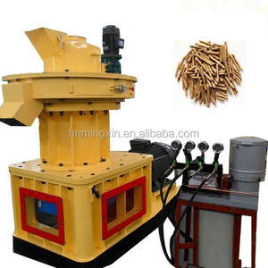High Productivity Biomass Rice Bran Pellet Making Machine