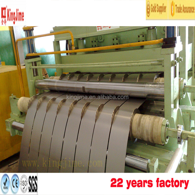 used steel coil slitting machines
