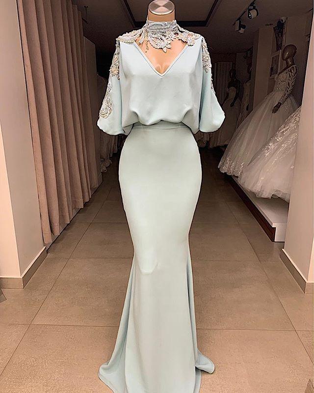 d3b1e6cc3427f مصادر شركات تصنيع الأكمام الطويلة الرقبة العالية فستان السهرة والأكمام  الطويلة الرقبة العالية فستان السهرة في Alibaba.com