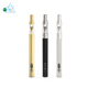 2018 trending products WHL 510 CBD oil glass open vape cartridges HSG disposable e cigarette empty with middle oil filling hole