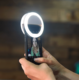 Hot Selling Selfie Fill Light Portable Battery Cell Phone Selfie Ring Light