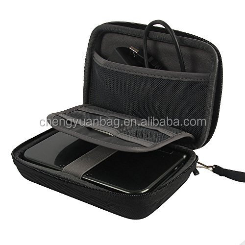 EVA Carrying Travel Storage Case Bag Box For New Nintendo 3DS XL DS and accessories (6 Play Game Cards)