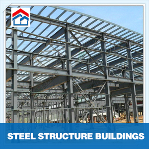 Designer economic factory steel structure warehouse for processing and packaging