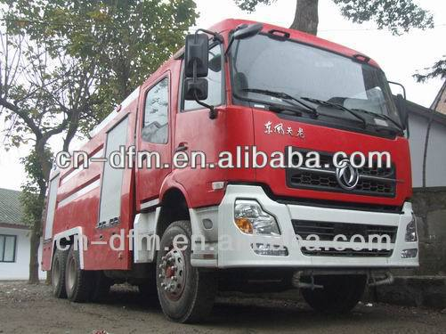 Good Quantity DONGFENG 10T 6x4 Fire Truck/Big Water Tanker/Becautiful Appearance for Sri Lanka
