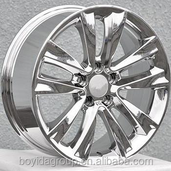 Chrome Car Aluminum Wheel Rim 16 17 18 19 Best Price Red Line Any ...