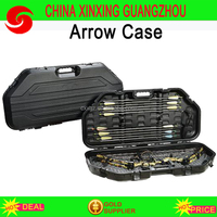 Blow Molding carry 12 arrows 1bow bow and arrow cases