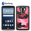 Cool Army Camouflage Case For LG G Stylo LS770, Detachable 2 in 1 TPU+ PC Hard Case for LG G4 stylus Cell Phone Cover