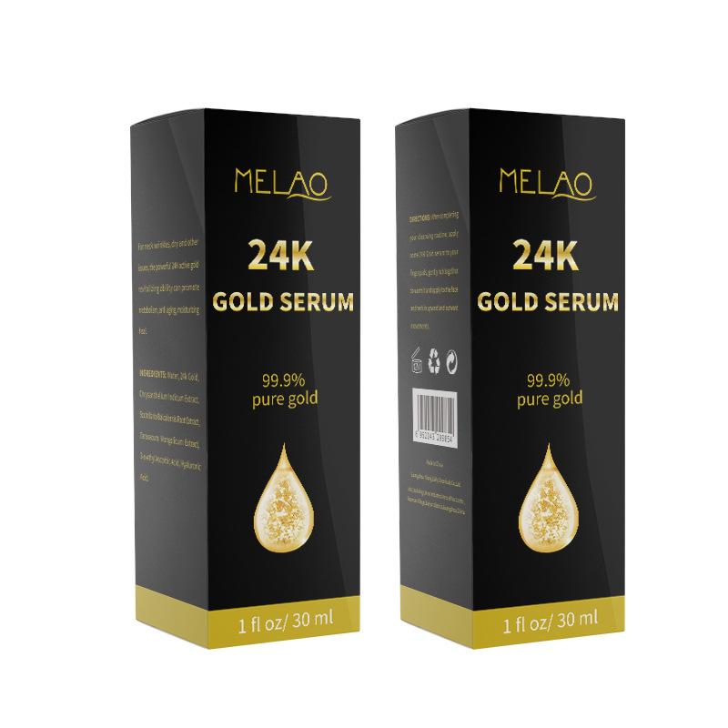 Skin Care 24K Gold Essence Day Cream Anti Wrinkle Face Care Anti Aging Collagen Whitening Moisturizing Hyaluronic Acid